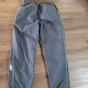Nike Pants color gray for training OR sports
